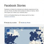 Facebook Stories & Statistics: A Huge Impact